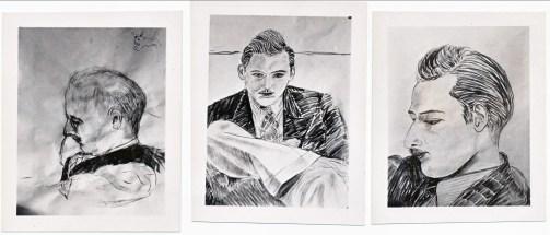 1942, approx dessins de Robert de Kinder