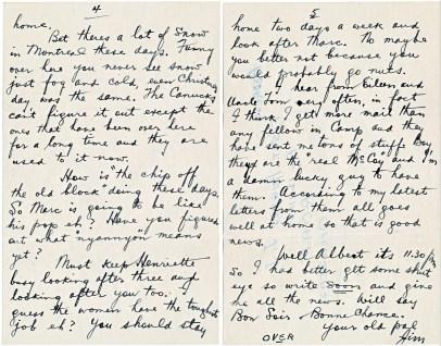 1944, janvier - lettre p 4-5