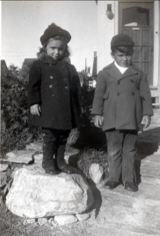 1946, Irène et Marc Thivierge