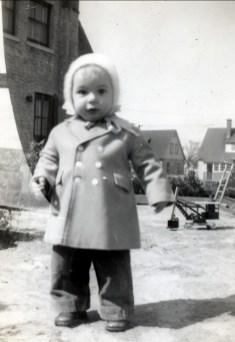 1946 approx Robert Thivierge (Bobby)