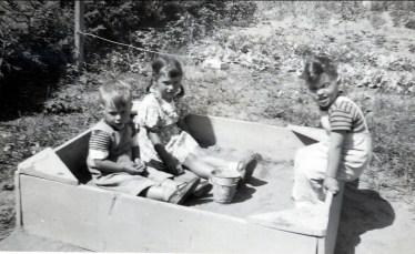 1947, Bobby et Irène Thivierge, Jimmy Sofio