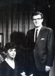 1947, approx Gaby et Gérard Bessette (2)