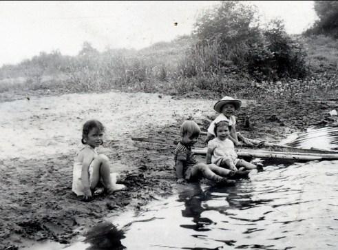 1948, Irène, Bobby et à compléter