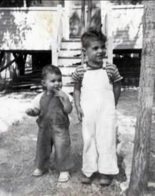 1949, Hélèna et Jim Sofio