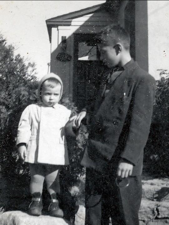 1953, Richard et Marc