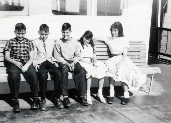 1958, ..., Bobby Thivierge, Jimmy et Hélèna Sofio, Irène Thivierge