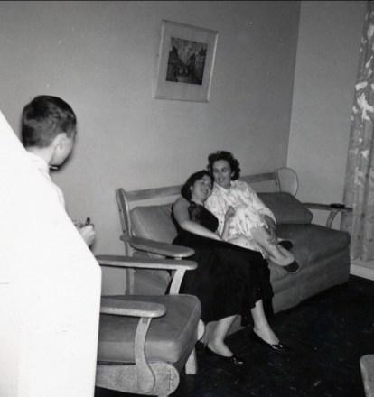 1959, Bobby, Irène et Henriette