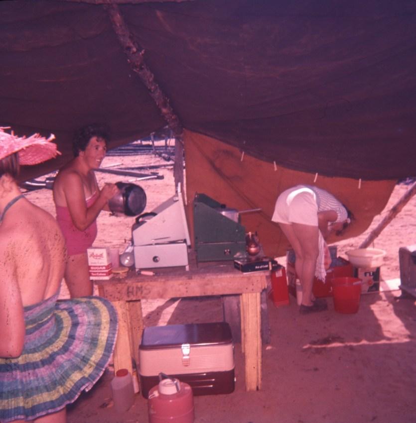 1959, Chibougamau cuisine