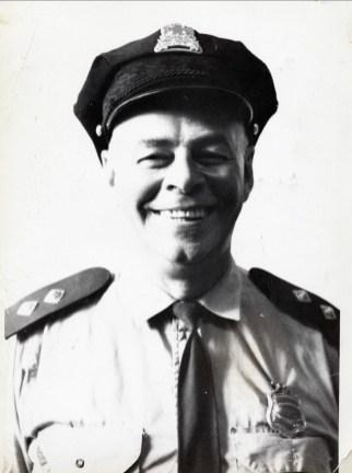1960, approx Lieutenant Thivierge