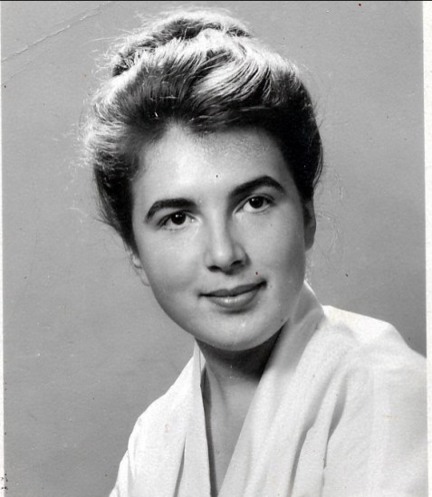 1960 approx Paulette Thivierge