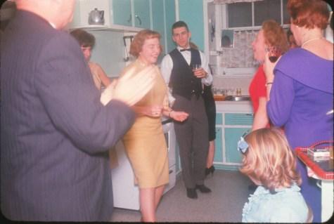 1963, Anna et Myrtle