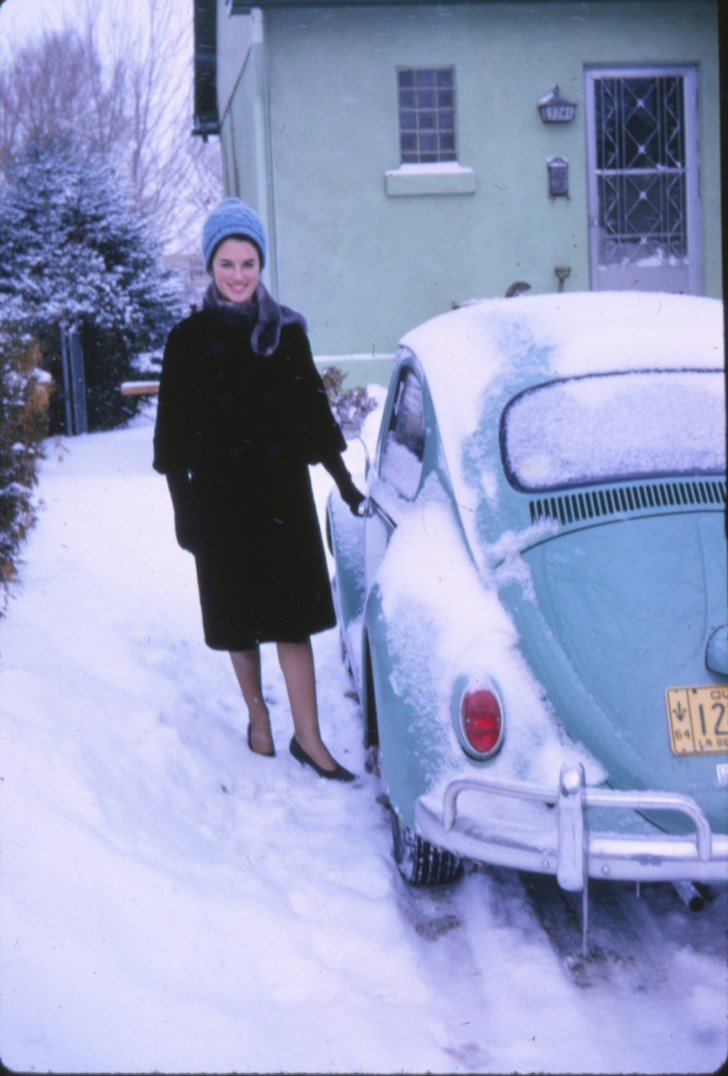 1964, Irène et Volks
