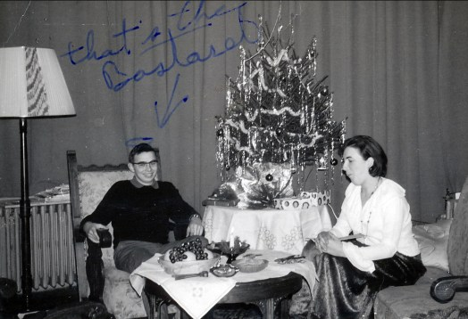 1964, Scheveningen Bobby et Paulette