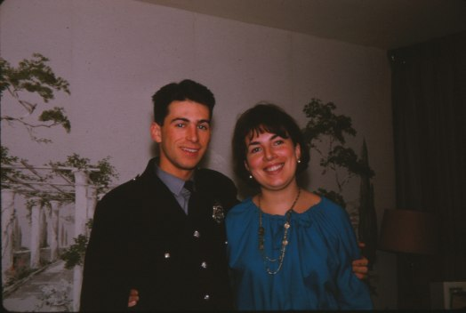 1965 approx Marc et Paulette