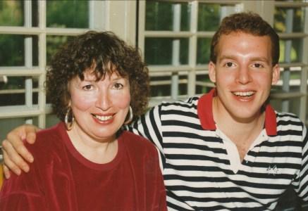 1990, 50e Paulette et Arie
