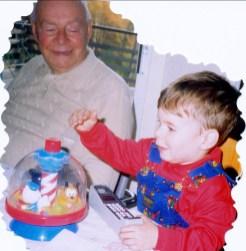 1992, Albert avec Hubert