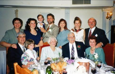 1994, Sofio anniv mariage
