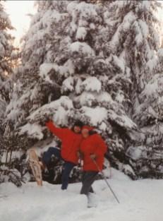 1994, Val-David Marie-Jo et Henriette