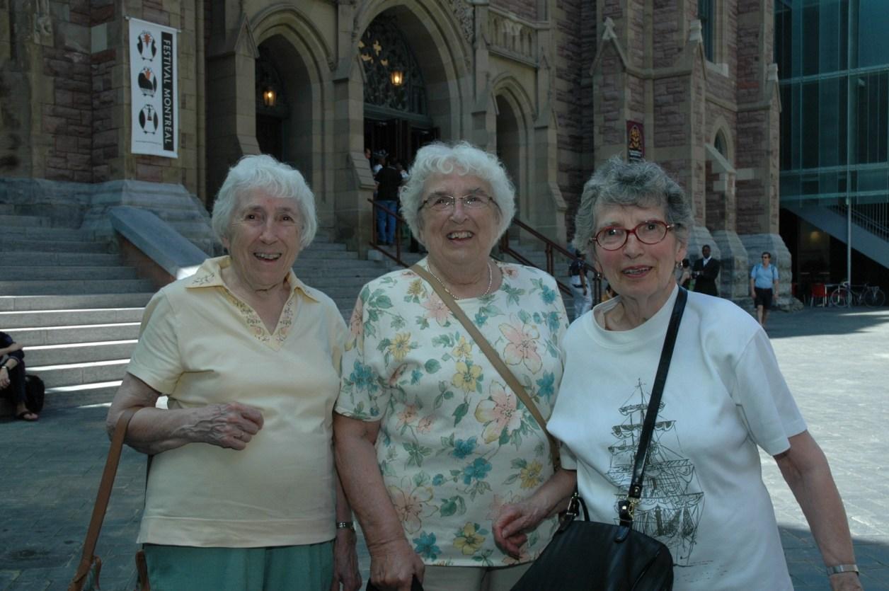 2008, 3 soeurs église St-James