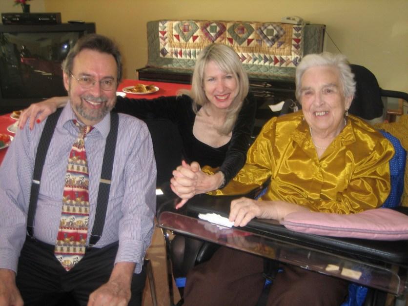 2009-12-19 Bobby, Anne et Henriette