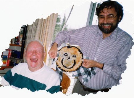 Albert, Bobby et la tarte aux bleuets
