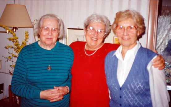 Jeanette van de Sande, Henriette et Anna Gruenefeld