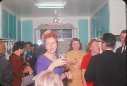 Laurette Sofio, Anna George, Myrtle George, Johnny Hughes