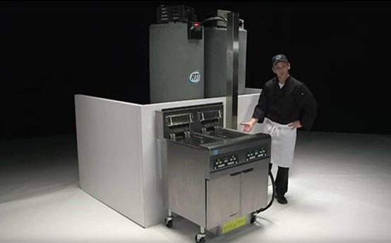 Total Oil Management Cooking Oil Recycling Automated