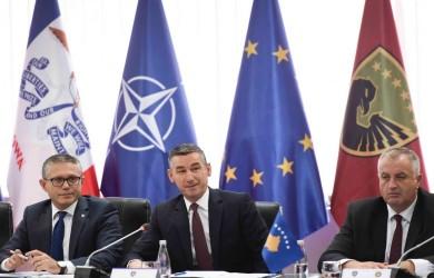 Veseli: Kosova do ta ketë një ushtri dinjitoze