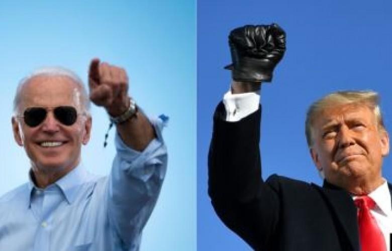 Biden, Trump fushatë në orët e fundit para zgjedhjeve kritike të Xhorxhias