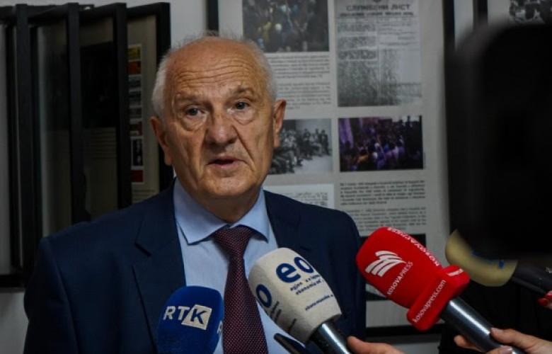 """Sejdiu para 13 viteve reagoi për """"ndarjen funksionale"""" në Kosovë"""