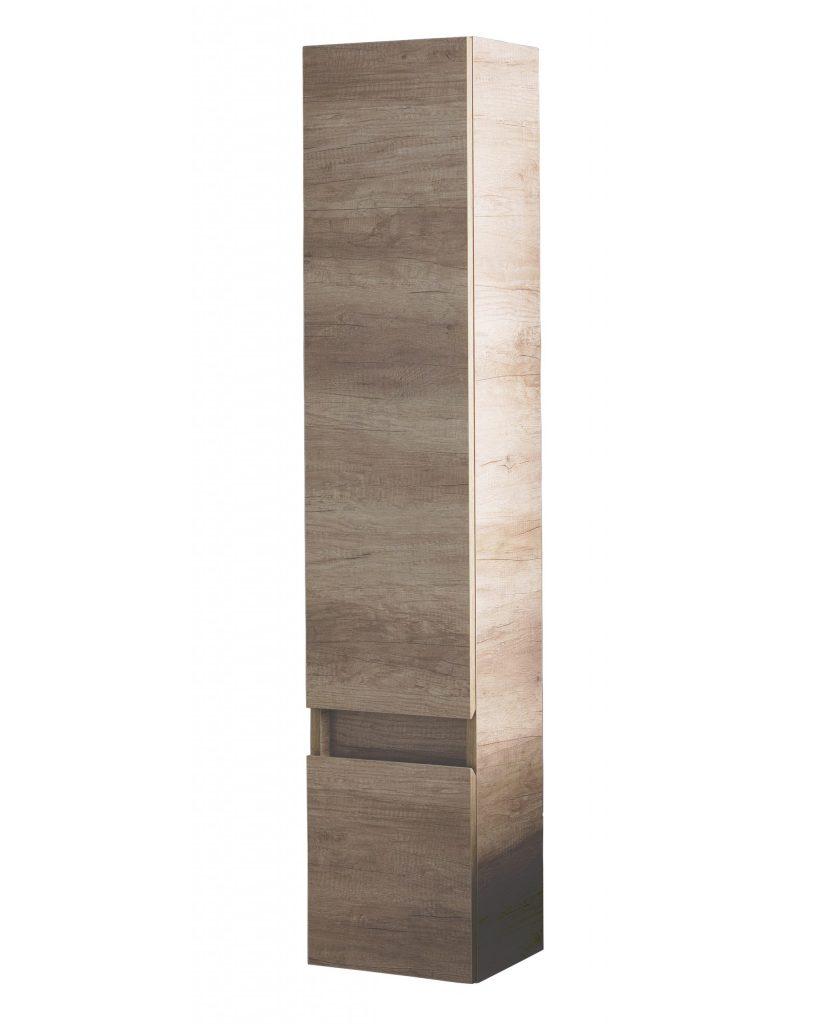 K Store 1520mm Wall Cabinet - Barelino Oak