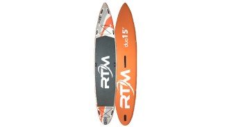 Inflatable Stand Up Paddle 15′ DUO