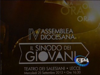 Assemblea diocesana Lecce 1