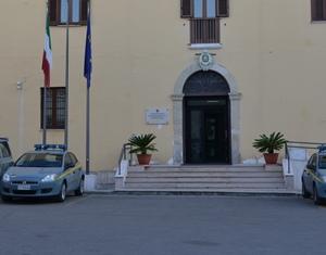 caserma  gdf Lecce
