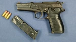 arma delitto Frisenda