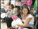 Flashmob io allatto alla luce del sole 6