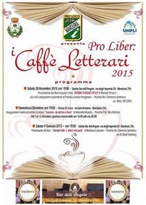caffè letterario novembre