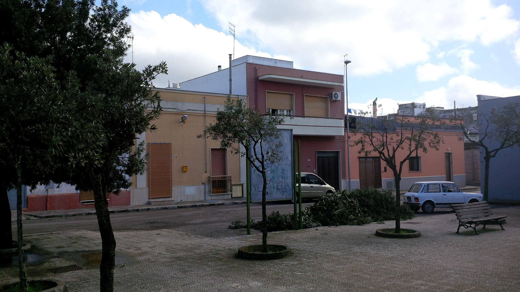 lecci - Piazza Archita