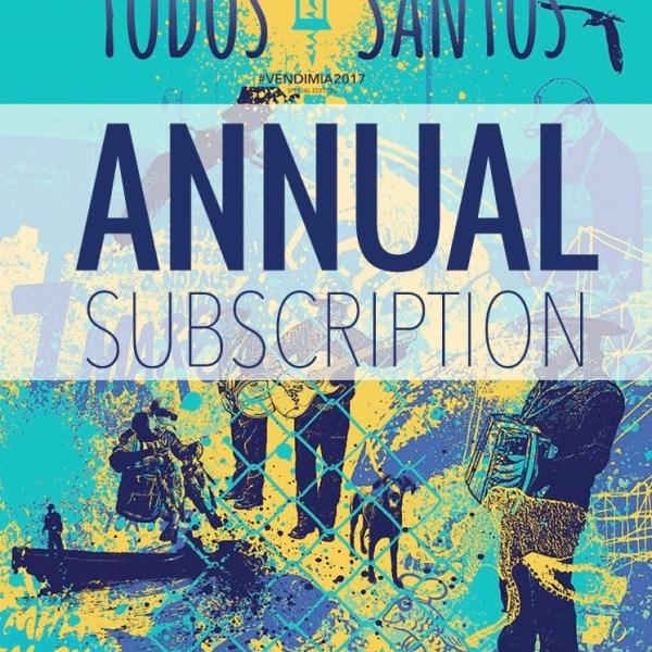 SUBSCRIBE TO TODOS SANTOS