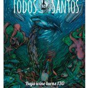 VENDIMIA 2018 COVER- TODOS SANTOS