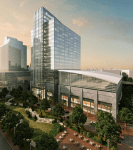 Drawing of planned Exelong HQ in Baltimore (Source: BHC Architects)