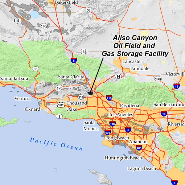 CPUC SoCalGas Gas Injections CPUC
