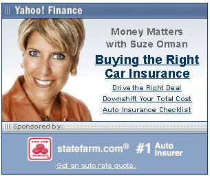 Scary Suze ad
