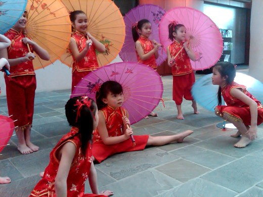 "Young dancers performing at the ""Taiwan Sublime"" event in Cary, 2011. Photo credit: Joanie Conwell"