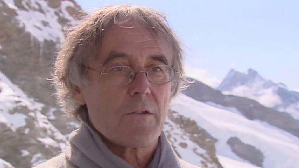 Professeur Urs Scherrer, CHUV. [RTS]