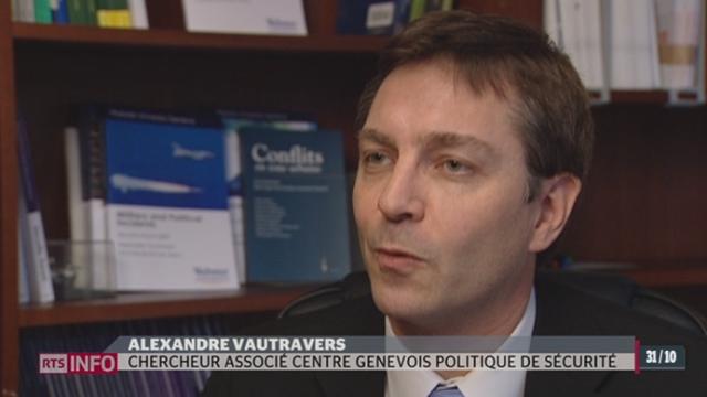 Les services secrets suisses sont soupçonnés d'avoir collaboré avec la NSA [RTS]