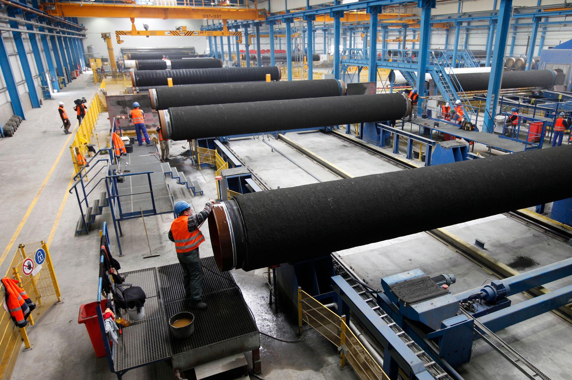 Le projet de gazoduc Nord Stream 2 doit accélérer l'acheminement de gaz russe vers l'Allemagne à partir de 2019.