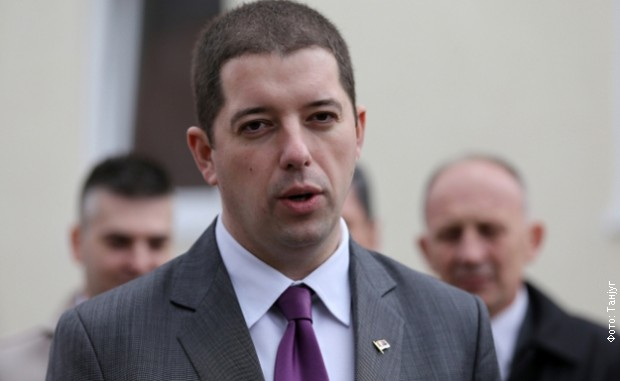 Šef Kancelarije Vlade Srbije za KiM Marko Đurić (Arhivska fotografija)