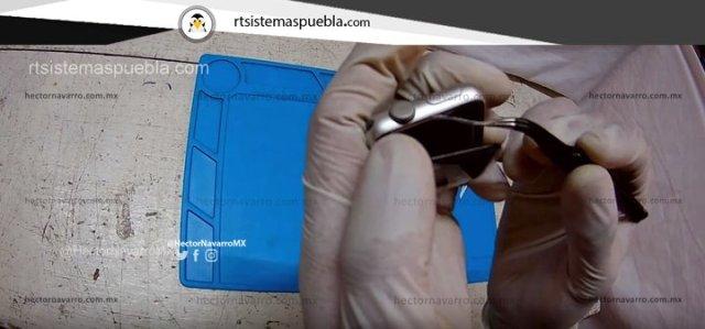 Remover las tiras protectoras del pegamento